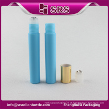 Fabricante livre amostra vazio 15ml rolo em frasco eliquid