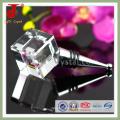 Bouchons en cristal de bouteille de vin de vente chaude (JD-CS-400)