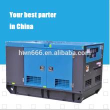 12kva three phase generator 230/400 power by lion engine
