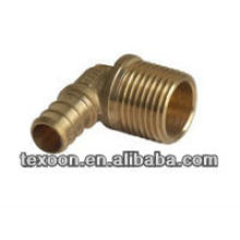 copper pex male elbow pipe fitting TX04330 Series with CSA