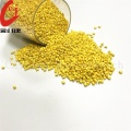 Yellow Food Grade Colour Masterbatch Granules