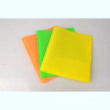 A4 PP portable folder high-end custom folder