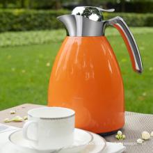 Из нержавеющей стали вакуумные кофе горшок/чайник с стеклянный Заправка