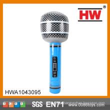 Microfone inflável grande engraçado de Micropone 65CM