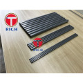 Seamless carbon steel tubes for high temperature service