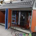 Perfil plástico de madera del PVC PP PE que hace la máquina