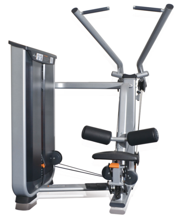 Commercial Diverging Lat Pulldown