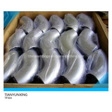 Seamless Butt Weld Fittings TP304 Stainless Steel Elbow
