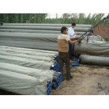 tubulação de erw aço de baixo carbono da alta qualidade