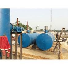 Planta de reciclaje de aceite de neumático de desecho de pirólisis popular para salae