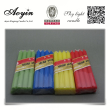 best selling colorful candle
