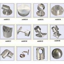 Precision Cast peças de aço inoxidável com polimento