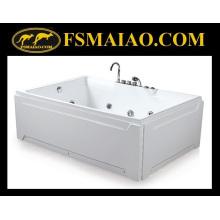 Design moderno banheira de massagem acrílica de dois assentos (BA-8706)