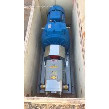 3RP series stainless steel sanitary rotary lobe pumps