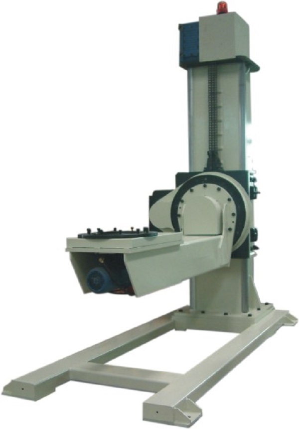 Hbl Series L Type Welding Positioner 10t