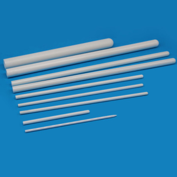 Tubo de proteção termopar de cerâmica para sensor de oxigênio