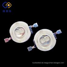 Förderung hohe Helligkeit Dual-Chips 5 Watt 420nm UV High Power LED für wachsen Lichter