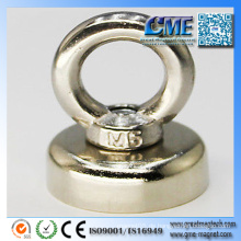 Lift Magnete Permanent Magnet Beispiele Magnete Ziehen Sie Eisen an