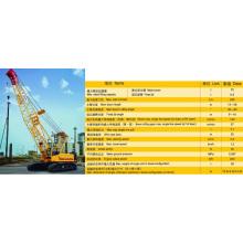 XCMG 75 Ton Hydraulic Crawler Crane Quy75