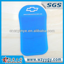 Alfombra antideslizante de Pvc suave para teléfono móvil