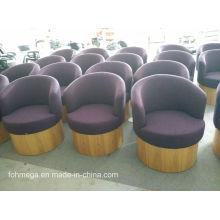 Fauteuil Lounge en tissu à vendre Foh-LC08
