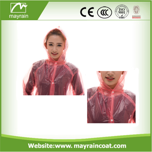 Transparent Clear Raincoats