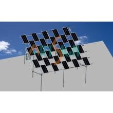 Photovoltaik-Solarpark Boden Solarmodul Montagesystem
