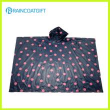 Promocional Impresión Completa Adulto PE Poncho de lluvia Rpe-014
