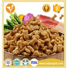 Fábrica de processamento de alimentos para cães Oem Comida para cães Alimentos para cães em grande natural