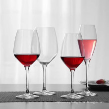 Tempered Glass Red Wine Goblet, Luxury High-End Champagne Goblet
