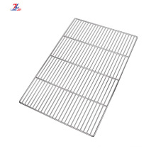 charcoal stainless steel portable BBQ wire grill grate