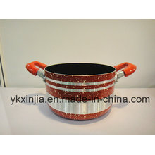 Kitchenware Aluminum Deep Sauce Pot Cookware