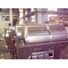 Contenedor de Alimentos de Alimentos de Aluminio Fue utilizado para aerolíneas