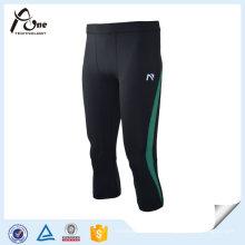Pantalon de compression Gym Wear Mesh Knee Pant