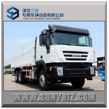 682 Serie 380HP Iveco-Hongyan Cargo Stake Truck