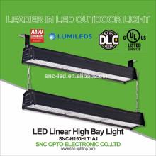 DLC Listed 150 Watt LED Aisle Lighter High Bay