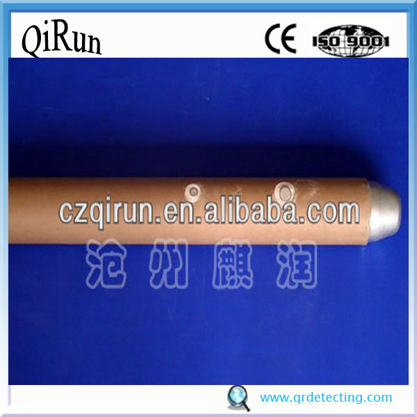 Sublance Compound Probe for Steel Furnace