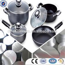 Henan Aluminium Circle Anbieter für Kochgeschirr