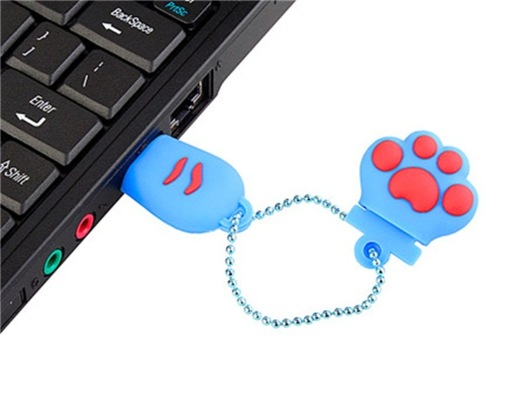 Paw Usb Flash Drive