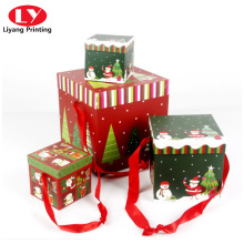 Children's Hairpin Suit Hair Accessories Christmas Gift Box