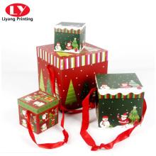 Kinder Haarnadel Anzug Haarschmuck Weihnachtsgeschenkbox
