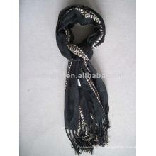 Полиэфирные длинные мужские индийские платки