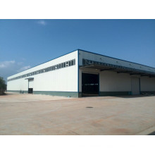 Steel Structure Building for Workshop/Warehouse (SSWW-16062)