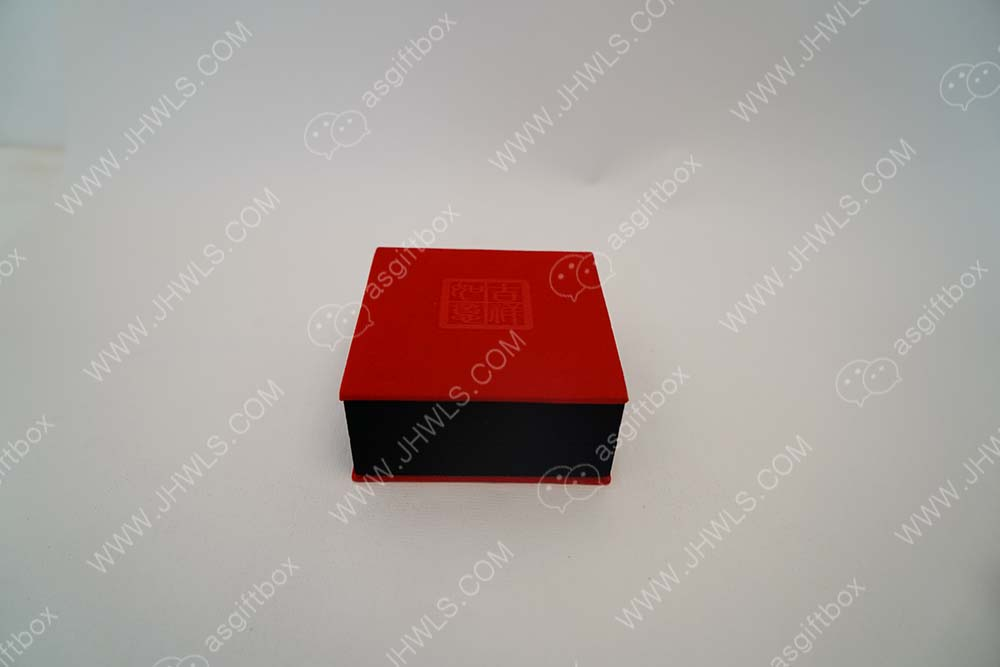 Big Red Jewellery Box