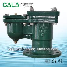 single orifice automatic air release valve