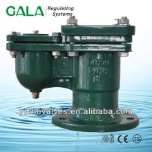 Válvula de liberação automática de ar com orifício único