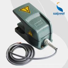 Международный Стандарт 2016 Новый Дизайн Промышленный Педальный Выключатель Saip Saipwell Водонепроницаемый Электрический Кнопочный Ножной Переключатель