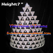 Shinny venta por mayor tiaras coronas