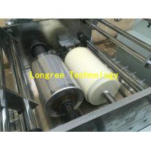 Новый Кольцевания края PVC печатая линию деревянное зерно глянцевой принтера