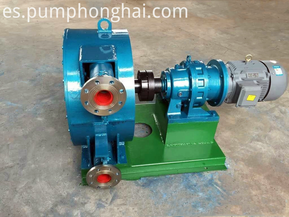 Peristaltic Concrete Pump
